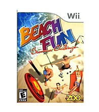 Nintendo® Wii® Beach Fun