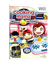 Nintendo® Wii® Cooking Mama World Kitchen