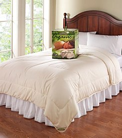 Natura World Organic Wool Comforter