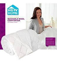 Natura World Washable Wool Comforter