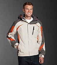 Chaps® Men's Active Fleece Lined Bonded Jacket