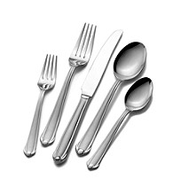 Mikasa® Classico Satin 45-pc. Flatware Set