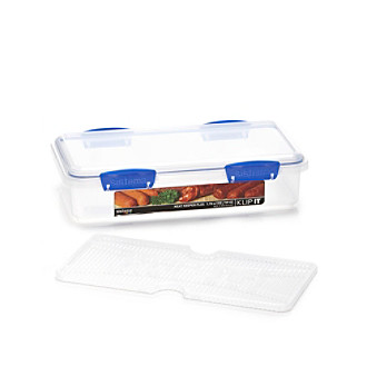 Klip It Meat Keeper Plus Container