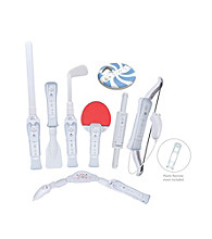 CTA Digital 8-pc. Sports Pack For Nintendo® Wii® Sports Resort™