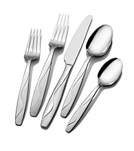 Gourmet Basics by Mikasa® Avalon Frost 20-pc. Flatware Set