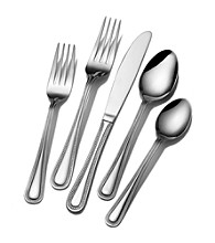 Pfaltzgraff® Everyday Pearl 80-pc. Flatware Set