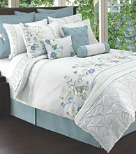 Rianna Bedding Collection by Lawrence Home Fashions