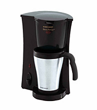 Black & Decker® Brew 'N Go™ Deluxe Coffee Maker with Stainless Steel Mug