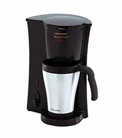 Black & Decker® Brew 'N Go™ Deluxe Coffee Maker with Stainless Steel Mug