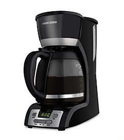 Black & Decker® 12-cup Programmable Coffeemaker