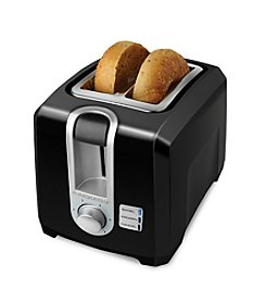 Black & Decker® 2-slice Toaster - Black