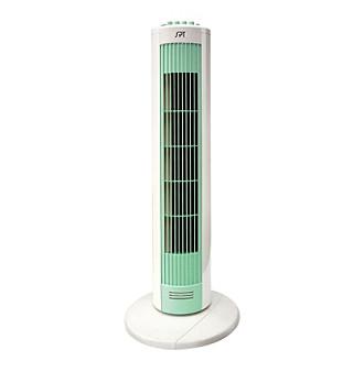 Sunpentown® Tower Fan with Night Light