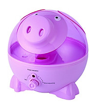 Sunpentown® Pig Ultrasonic Humidifier - Pink