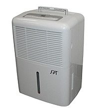 Sunpentown® Energy Star® 40-pt. Dehumidifier - White