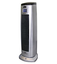 Sunpentown® Silver Ionizing Ceramic Tower Heater