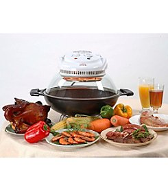 Sunpentown® Convection Oven with Wok Base