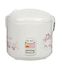 Sunpentown® 10-cup Rice Cooker with Steam Tray