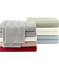 LivingQuarters 410-Thread Count Pima Cotton Sheet Sets