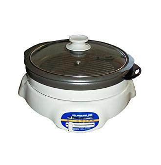Sunpentown® Shabu Shabu & BBQ Cooker