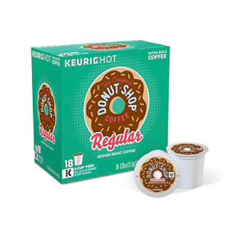 Keurig The Original Donut Shop® Extra Bold Coffee 108-pk. K-Cup® Portion Pack