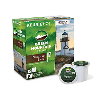 Keurig Green Mountain Coffee® Nantucket Blend 108-pk. K-Cup® Portion Pack