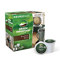 Green Mountain Coffee® Breakfast Blend 108-pk. K-Cup® Portion Pack