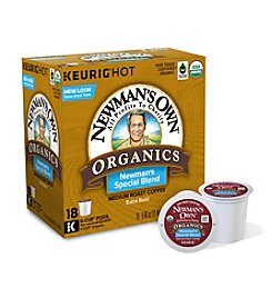 Keurig Newman's Own Organics The Second Generation Newman's Special Blend 108-pk. K-Cup® Portion Packs