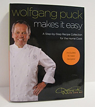 Wolfgang Puck® Cook Book