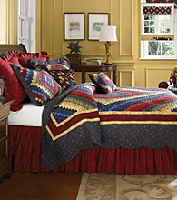 Chesapeake Postage Stamp Signature Quilt Bedding Collection by Donna Sharp®
