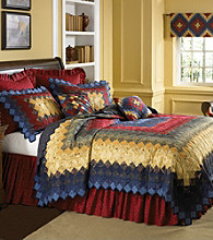 Chesapeake Trip Around the World Signature Quilt Bedding Collection by Donna Sharp®