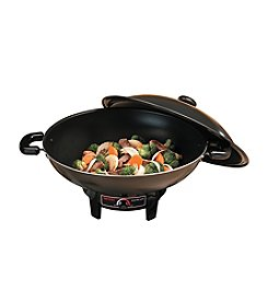 Aroma® 6.5-qt. Electric Wok with Tempura Rack