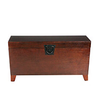 Holly & Martin™ Dorset Espresso Trunk Cocktail Table