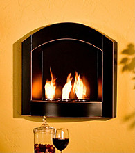 Holly & Martin™ Topher Wall Mount Arch Fireplace
