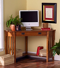 Holly & Martin™ Alexander Corner Computer Desk