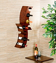 Holly & Martin%reg; Avila Wall Mount Wine Rack