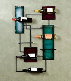 Southern Enterprises Santa Maria Wine Storage Wall Sculpture