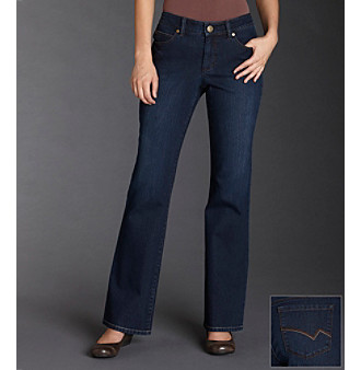 Relativity® Flawless Bootcut Jeans