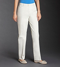 Jones New York Signature® Twill Pants