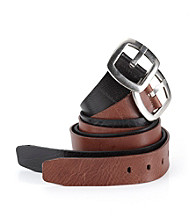 Calvin Klein Vintage Leather Belt