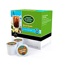 Green Mountain Coffee® French Vanilla Iced Coffee 16-pk. K-Cup® Portion Pack