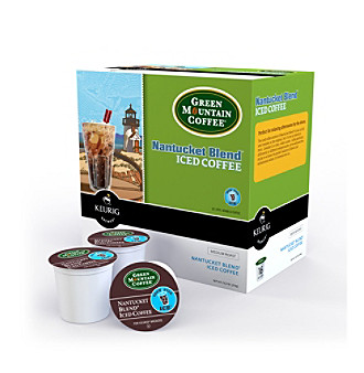 Green Mountain Coffee® Nantucket Blend Iced Coffee 16-pk. K-Cup® Portion Pack