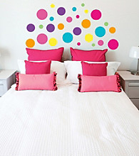 Lot 26 Izzy Lots-a-Dots Wall Decals