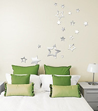 Lot 26 Studio® Mirror Stars Wall Decals