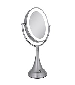 Zadro LED Lighted Oval Vanity Mirror