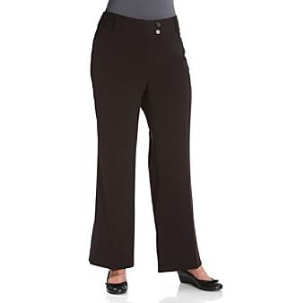 4f2936b6309 UPC 805498528810 product image for Rafaella® Plus Size Gab Curvy Short Pants