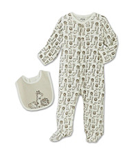 Little Me® Baby Boys' Safari 1-pc. Sleep Set