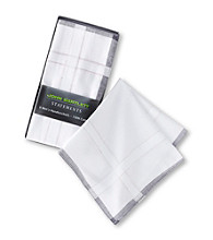 John Bartlett Statements Men's 6-Pack Handrolled Hankerchiefs - Multi