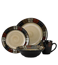 Pfaltzgraff® Everyday Calico 16-pc. Dinnerware Set