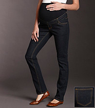 Three Seasons Maternity™ Skinny Jeans - Dark Rinse