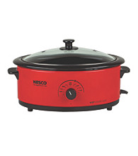 Nesco® 6-qt. Roaster Oven - Red